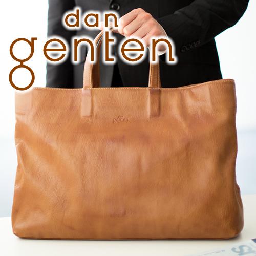 【実用的Wプレゼント付】 dan genten ダン ゲンテン goat nume(ゴートヌメ)ブリーフケース 101687(100177)メンズ バッグ ブリーフケース ビジネスバッグ ギフト プレゼントギフト