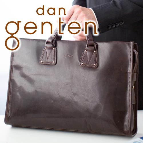 【選べる実用的ノベルティ付】 dan genten ダン ゲンテン equipmento II(エキップメントII)ブリーフケース 101731(100922)メンズ バッグ ブリーフケース ビジネスバッグ ギフト プレゼント