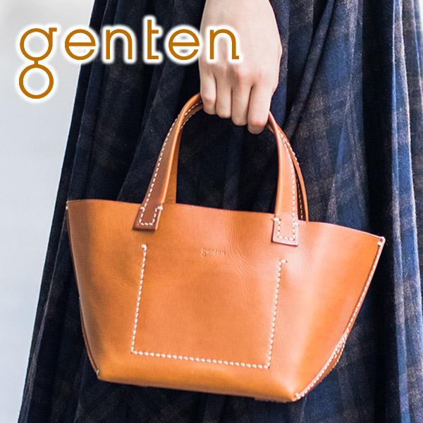 【かわいいWプレゼント付】 [ 新作 ] genten ゲンテン バッグAMANO(アマーノ) 手さげバッグ 40385レディース ハンドバッグ ギフト かわいい おしゃれ プレゼント