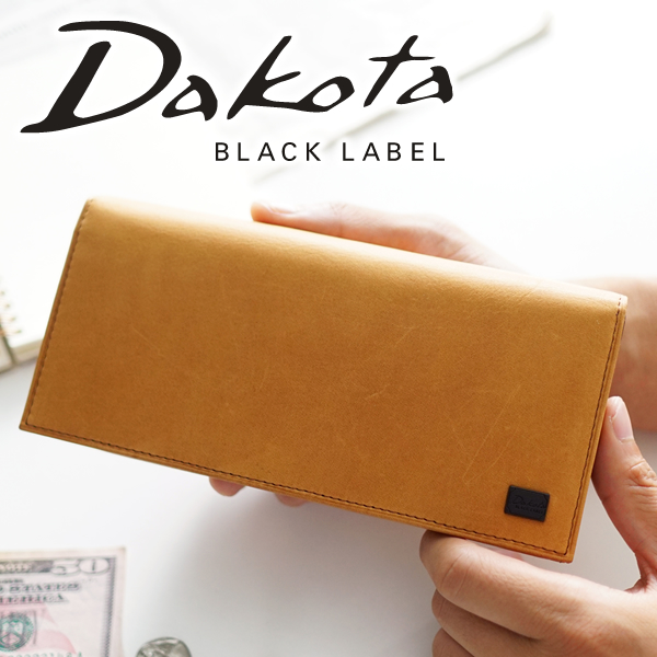 3c27dc6120d7 ダコタ Dakota 正規品保証 選べるプレゼント贈呈 メンズ ダコタ 財布 長 ...