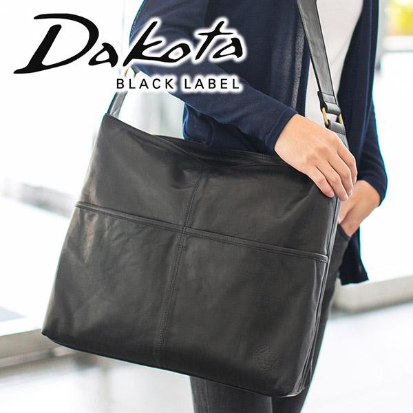 【実用的Wプレゼント付】 Dakota BLACK LABEL ダコタ ブラックレーベル バッグホースト ショルダーバッグ 1620412メンズ バッグ ショルダーバッグ 斜めがけ 日本製 ギフト プレゼント ブランド