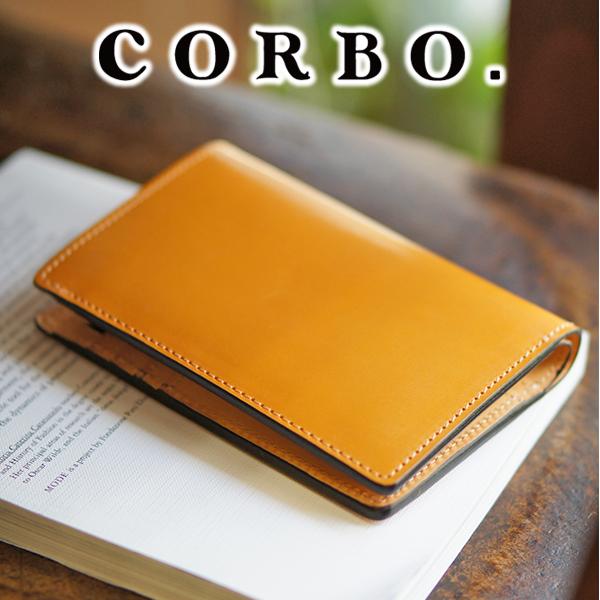 【実用的Wプレゼント付】 CORBO. コルボ-face Bridle Leather-フェイス ブライドルレザー シリーズ純札 二つ折財布(ミドルサイズ) 1LD-0235メンズ 財布 日本製 ギフト プレゼント