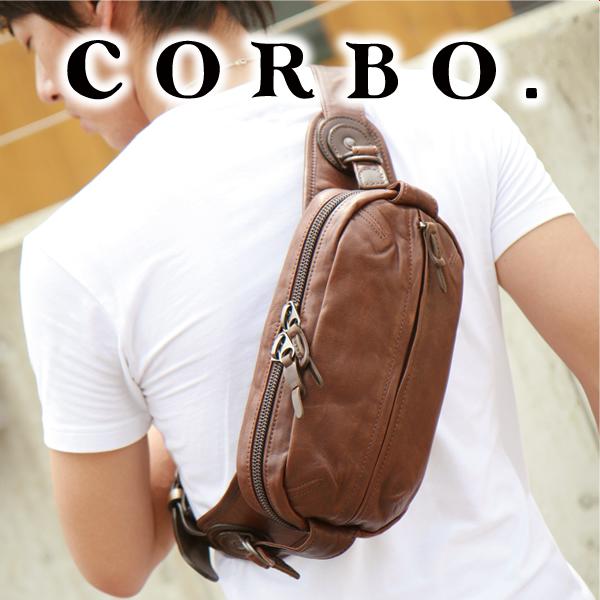 【選べる実用的ノベルティ付】 CORBO. コルボ-Sun Dog - SHEEP- サンドッグシリーズボディバッグ 8KL-9694メンズ バッグ ボディーバッグ 日本製 ギフト プレゼント