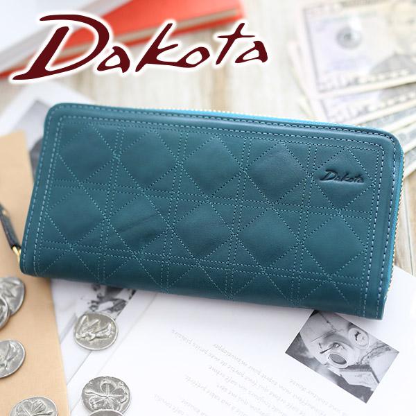 8db30060ea98 ダコタ Dakota [正規品保証]☆選べるプレゼント贈呈! レディース 財布 長財布
