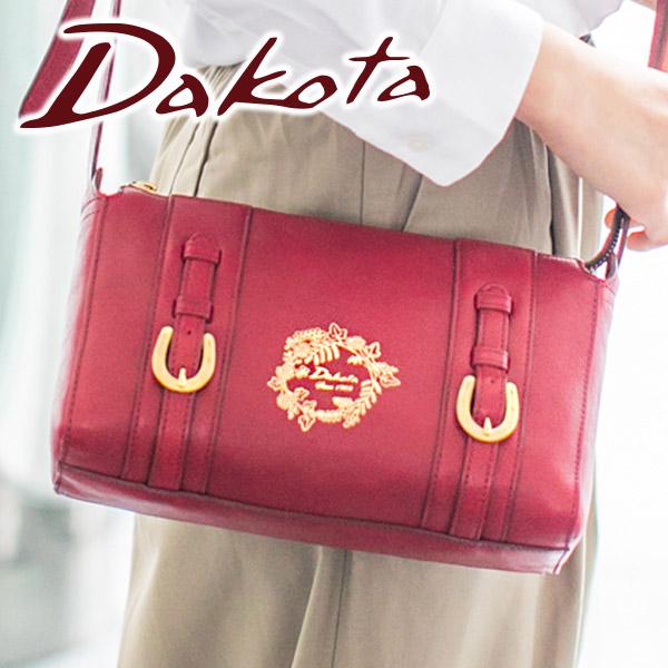 【かわいいWプレゼント付】 [ 2020年 春夏新作 ] Dakota ダコタ バッグキューブ 50th ショルダーバッグ 1034050レディース 斜めがけ 日本製 ギフト かわいい おしゃれ プレゼント ブランド