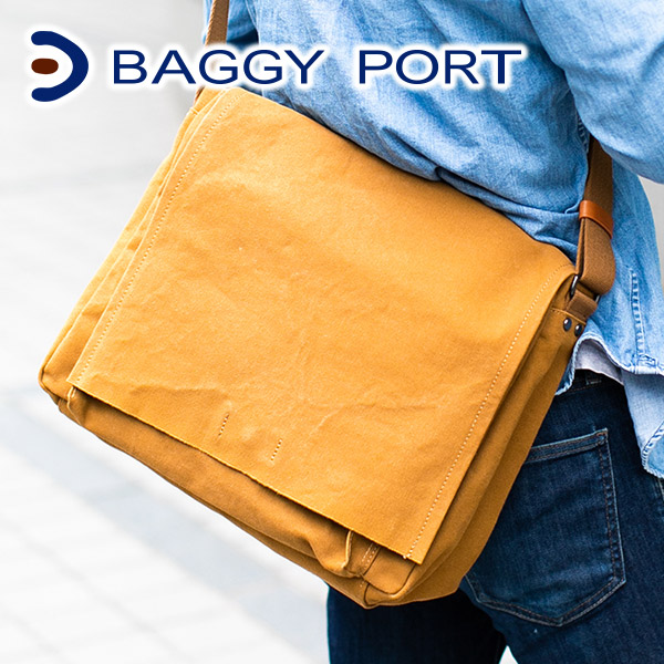 バギーポート 安値 BAGGY PORT 正規品保証 選べるプレゼント贈呈 メンズ レディース バッグ ショルダーバッグ GRN-6810メンズ 実用的Wプレゼント付 日本製 プレゼント ハイクオリティ ブランド 斜めがけ ギフト バッグ6号洗いシンプル