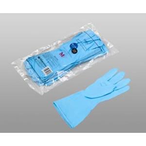 シンガーニトリル薄手手袋【パウダーフリー ブルー】(10双×24袋)《宇都宮製作所正規代理店》(食品衛生法第370号に適合)