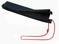高級な ロープの保護に 3本セット ロープガードST 60cm SALENEW大人気 極厚国産4号帆布仕様