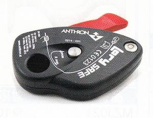 下降器 ANTHRONローリーセーフ 買い取り 強度:20kN 人気ブランド多数対象 対応ロープ:9~11.5mm