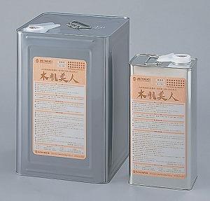 ミヤキ木肌美人【4ℓ入×4本】《ミヤキ(MIYAKI)正規代理店》