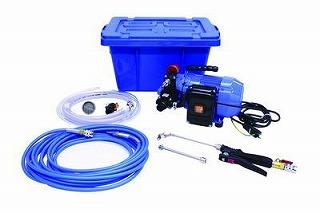 エアコン洗浄機ACジェットver.2【充実装備の普及タイプ】《横浜油脂正規代理店》