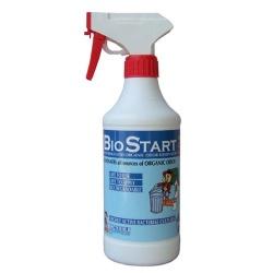 バイオ消臭剤BIO START(バイオスタート)(500ML×12本入)《ノーリス正規代理店》