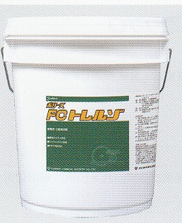 【送料無料】 ポリーズ FCトレルゾ【18kg】「強力工場床用洗剤」《ユシロ化学工業正規代理店》