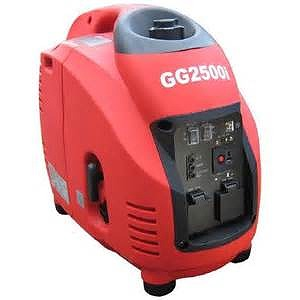 携帯発電機GG2500i低騒音仕様(フルテック)
