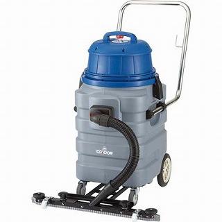 コンドル ウェットバキュームクリーナーWS-35【広範囲の汚水回収に】《山崎産業正規代理店》(JANコード478286)