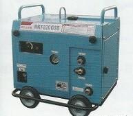 【静音・防音タイプ80k圧20L/min】 業務用高圧洗浄機 丸山MKF820GSB【日本製エンジン搭載高圧洗浄機】《丸山製作所正規代理店》