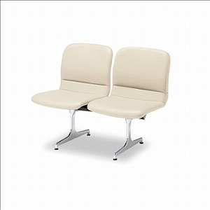 [背付チェア] [送料無料][事業者限定] ロビーチェアRD(W980)[規格:RD-52]《テラモト正規代理店》●お客様組立商品