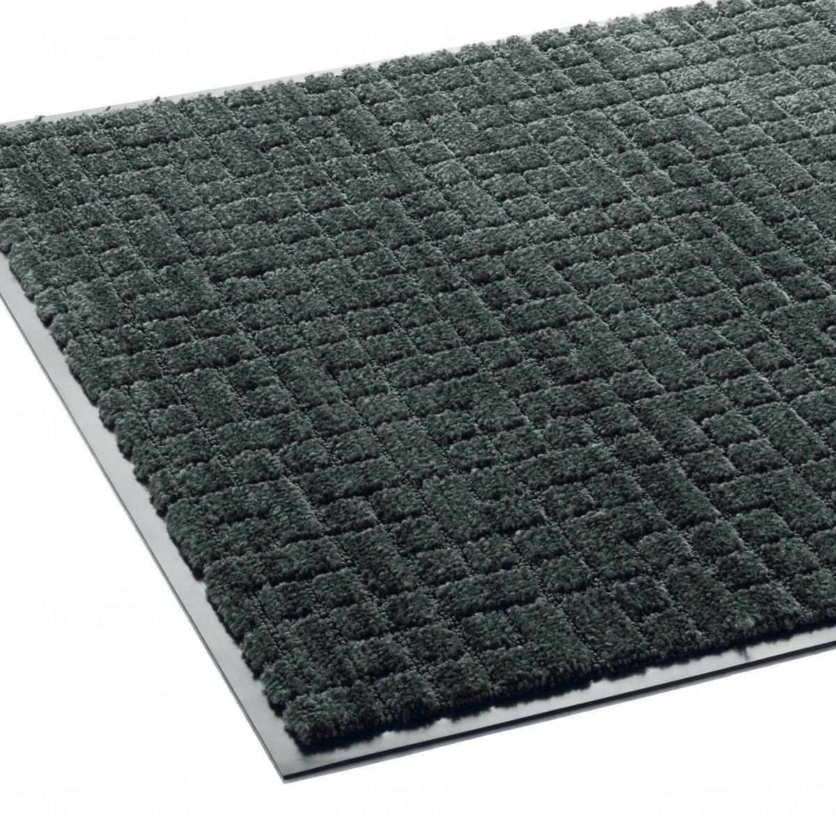 [送料無料][事業者限定] 雨天用マット ネオレイン軽量[カラー:ブラウン・グレー][150cm巾×1mに付]《テラモト正規代理店》●価格は1mです。●受注生産