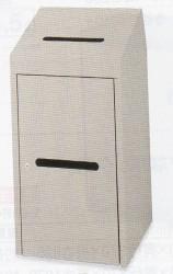機密文書回収ボックス【A4】《山崎産業正規代理店》【定価の40%OFF】