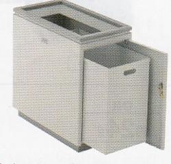 ダストボックスファイK-7038(YD-55L-ID)《山崎産業正規代理店》【定価の40%OFF】
