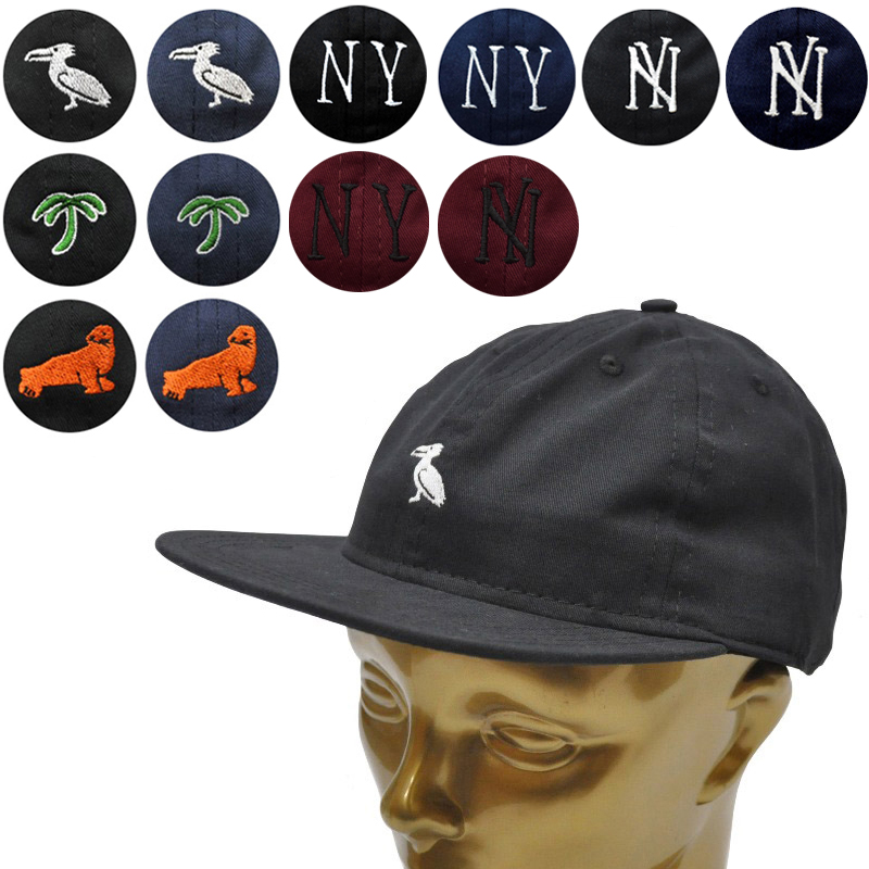 【3 COLOR/5 LOGO】COOPERS TOWN(クーパーズタウン)【MADE IN U.S.A.】 6 PANELS BASEBALL CAP(アメリカ製 6パネル ベースボールキャップ)