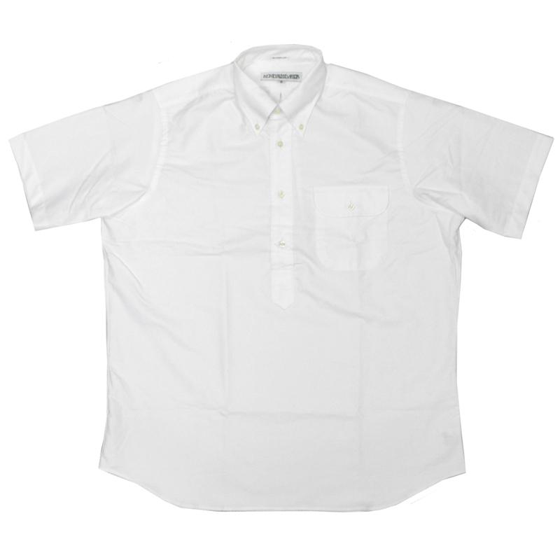 INDIVIDUALIZED SHIRTS(インディビジュアライズドシャツ) SEPTIS別注 CLASSIC FIT SHIRTS(半袖クラシックフィットプルオーバーシャツ) CAMBRIDGE OXFORD