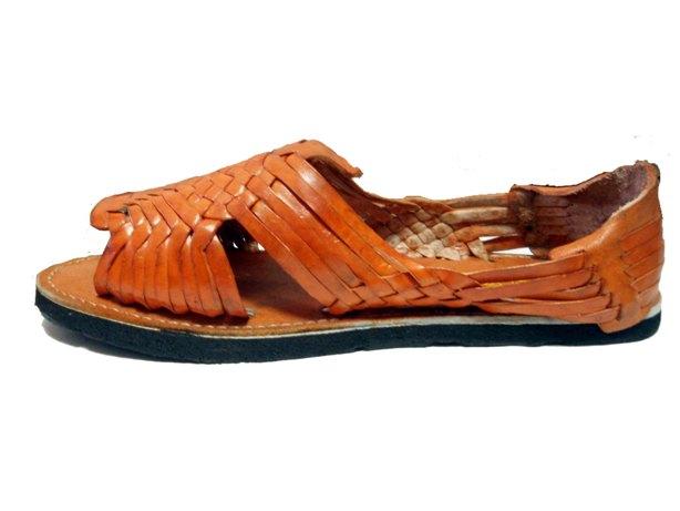 17165650bfe0a7 septis  HUARACHE (Wallach) MEXICAN SANDAL (Mexican sandals) TAN ...