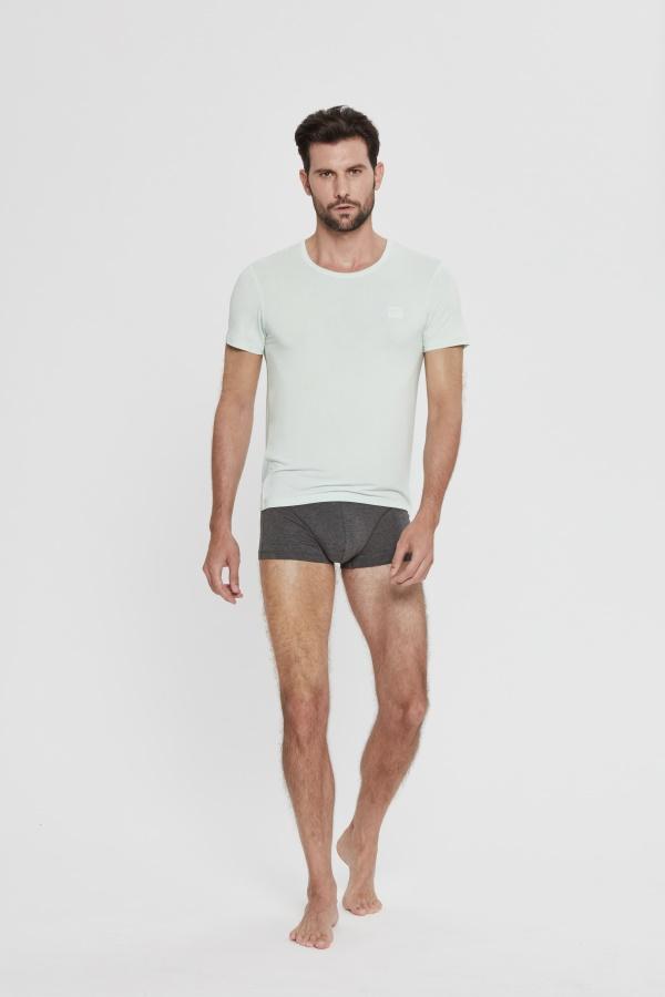 SEPTWOLVESメンズインナーTシャツ78010 クルーネック 半袖 予約販売品 18%OFF インナーシャツ おしゃれ 吸汗速乾 快適