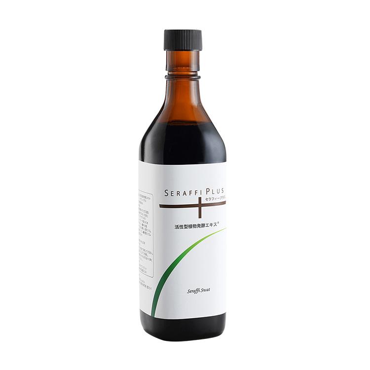 活性型植物発酵エキス セラフィ―プラス 2本