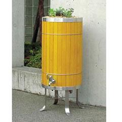 【送料無料】風大地プロダクツ社雨水タンク(雨水貯留槽) ガーデンエコボトル60リットル(雨水貯留槽)
