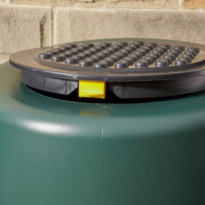 【送料無料・代引手数料無料】 英国製ハーコスター社雨水貯留タンク (容量168リットル)