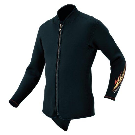 がまかつ CRジャケット(3mm厚) スーパーハイストレッチ GM-5802 LL:4549018465488