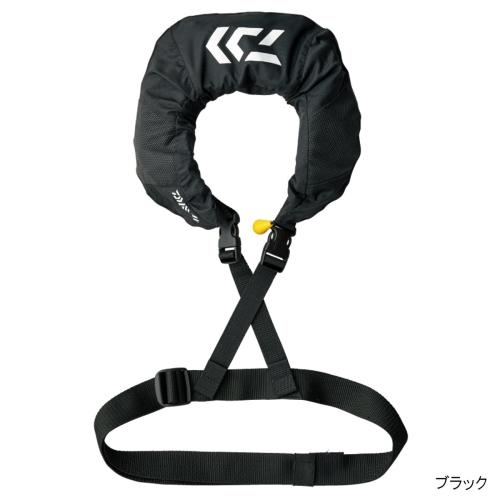ダイワ ショートライフジャケット(ネックタイプ手動膨脹式)
