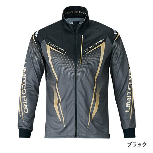 シマノ フルジップシャツLIMITED PRO(長袖) SH-011S ブラック 2XL