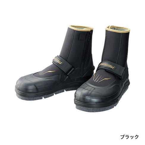 シマノ ジオロック・フレックス3Dカットフェルトタビ リミテッドプロ(中割)  FT-011S ブラック  3L