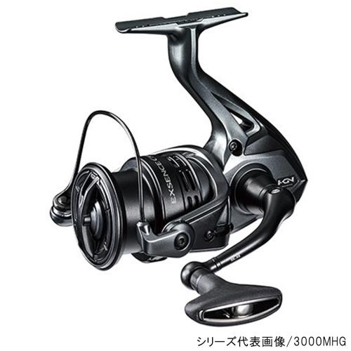 シマノ 18 エクスセンスCI4+ 4000MXG