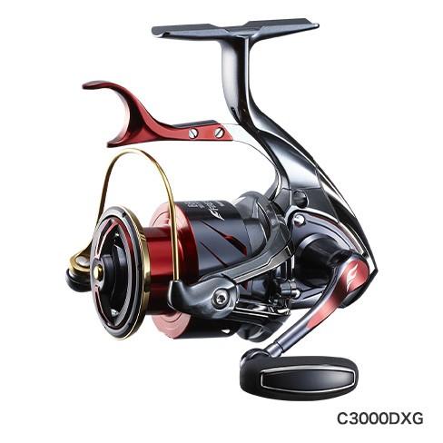 シマノ 19 BBX テクニウム ファイアブラッドC3000DXG