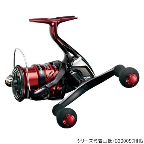 シマノ 18 セフィアBB C3000SDH