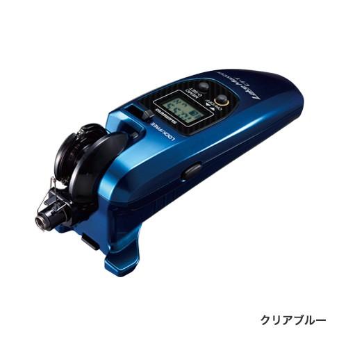 シマノ 19 レイクマスター CT-T クリアブルー