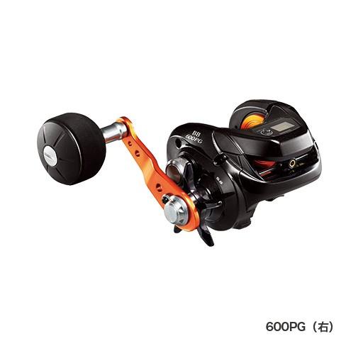シマノ 17 バルケッタ BB 600PG(右)