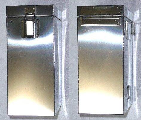 拙者 ステンレスサイドボックス シマノ用typeII Mサイズ