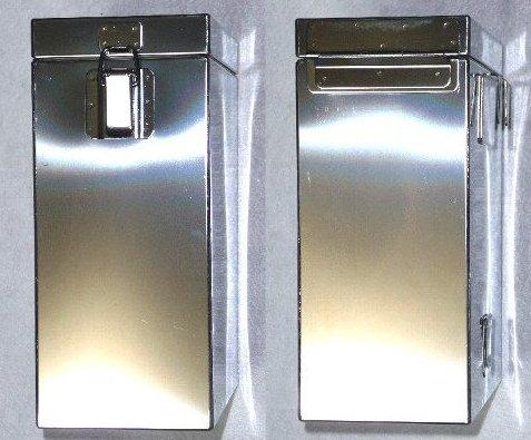 拙者 ステンレスサイドボックス ダイワクールラインα1000用用typeII Mサイズ