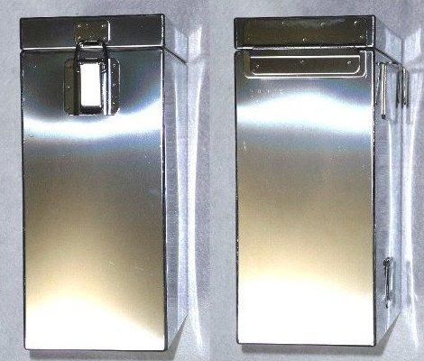 拙者 ステンレスサイドボックス ダイワクールラインα1000用typeII Lサイズ