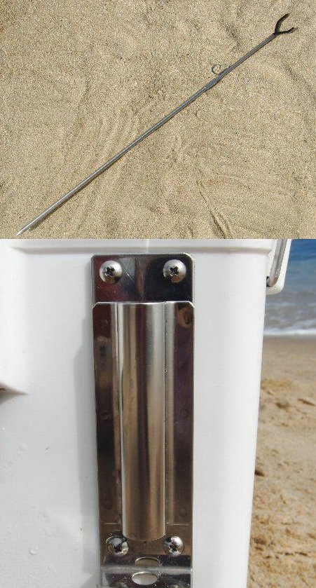 SESSYA 杆站竞争特别长冷却器安装集