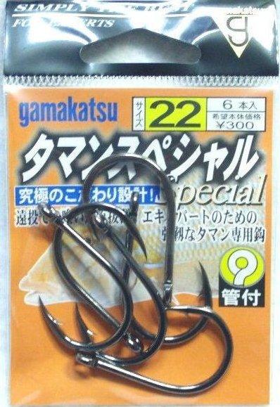 附带gamakatsu tamansupesharu管的NSB