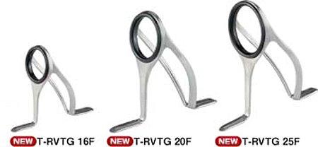 【本物新品保証】 (超特価)FUJI TORZITトーナメントパワーRVスペック 7ガイドセット 8F-8-8-10M-12M-RV16-RV25, 発明アイデア流通機構 バンビ bdc01873