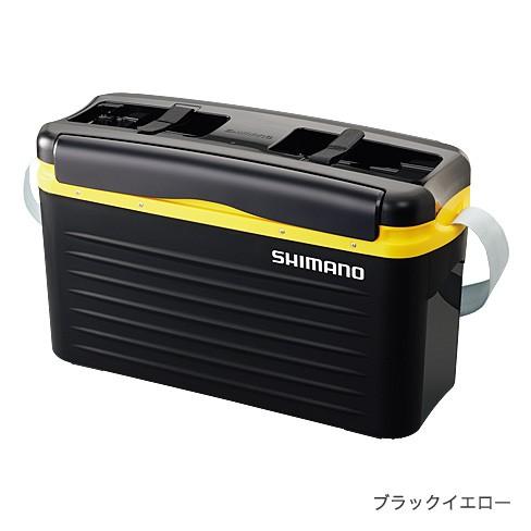 シマノ オトリ缶R OC-012K ブラックイエロー