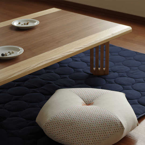 LT-cashuテーブル 150×80 長方形 ウォルナット(突板)&タモ(無垢)|北欧|和風|モダン|シンプル|デザイン||おしゃれ|かわいい||日本製|リビングテーブル||国産テーブル|