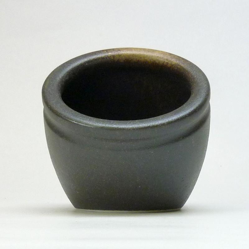 組小鉢備前吹takotsubo钵中的[7.7 x 8cm]