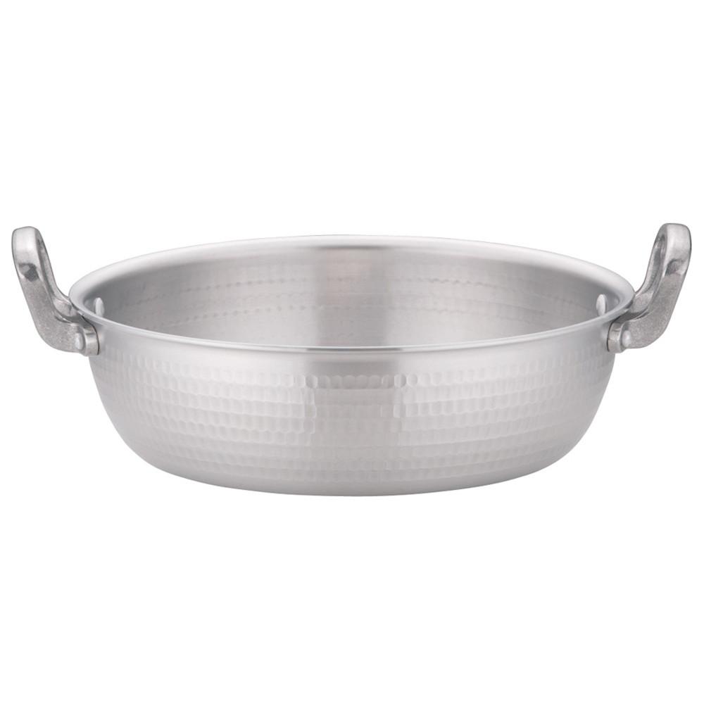 アルミDON 打出揚鍋 30cm [ 深さ:95mm 6L ] [ 料理道具 ] | 厨房 キッチン 和食 料亭 てんぷら屋 業務用